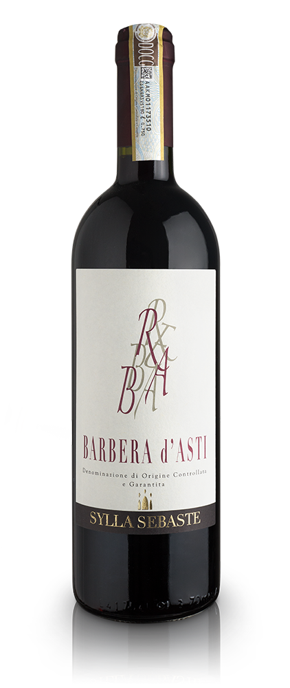 Barbera d'Asti DOCG - Sylla Sebaste (bottle)