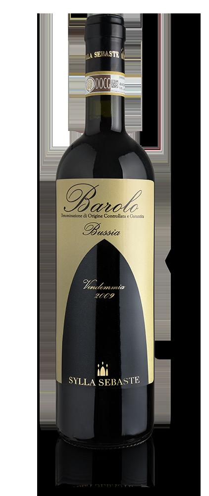 Barolo Bussia DOCG - Sylla Sebaste (Flasche)