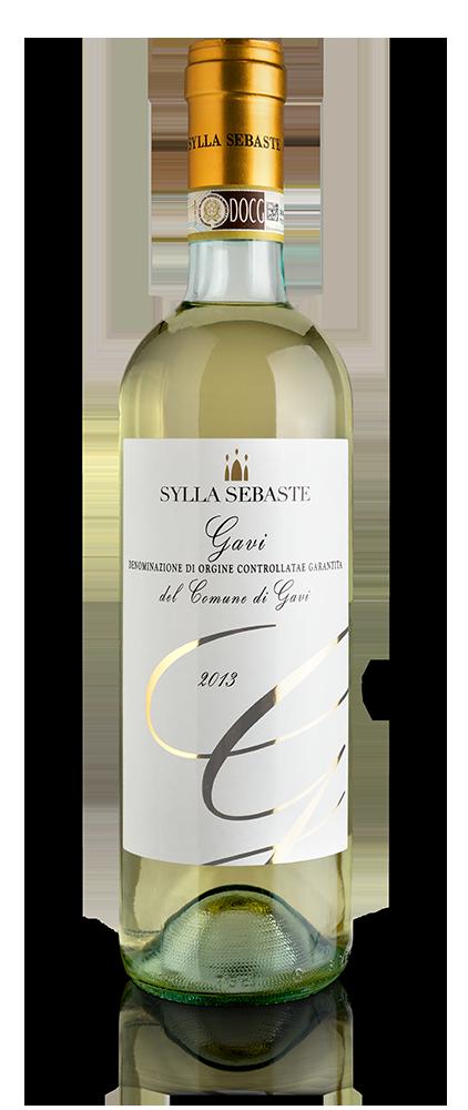 Gavi del comune di Gavi DOCG - Sylla Sebaste (bottiglia)