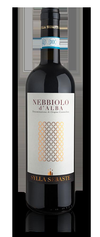Nebbiolo d'Alba DOC - Sylla Sebaste (Flasche)