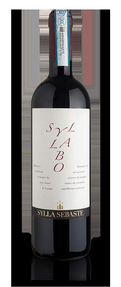 Syllabo Langhe Rosso DOC - Sylla Sebaste (bottiglia)