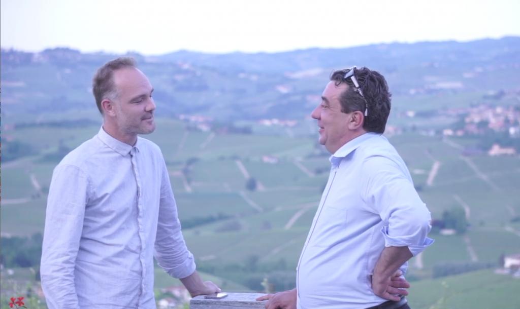 Fabrizio Merlo e Jens Wittwer