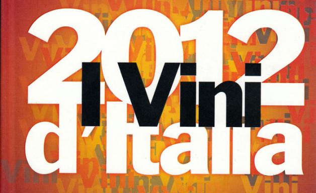 L'Espresso – Vini d'Italia 2012
