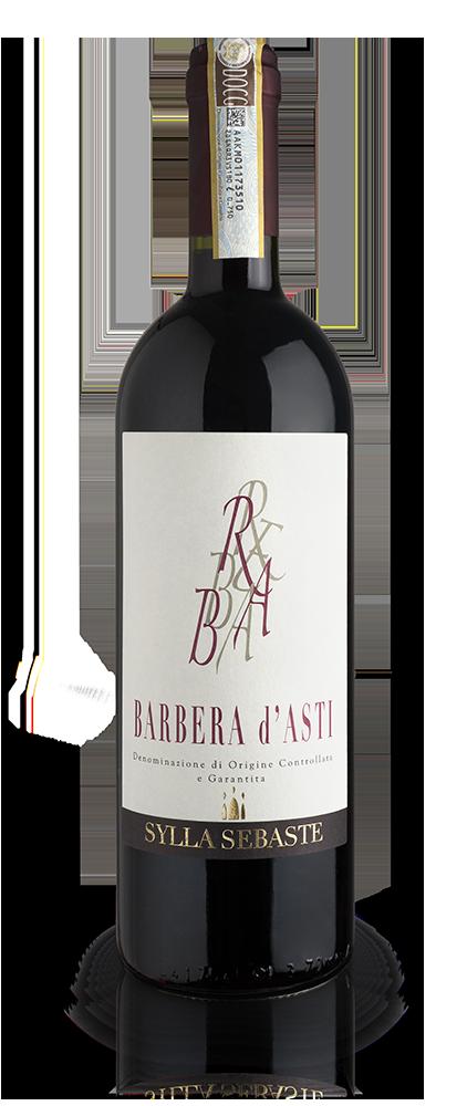 Barbera d'Asti DOCG - Sylla Sebaste (bottle)