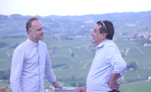 SYLLA SEBASTE, INTERVIEW ABOUT BAROLO